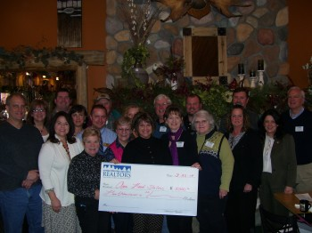 Foundation big check photo #2