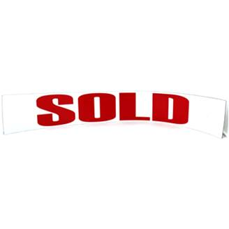 Magnetic SOLD Strip