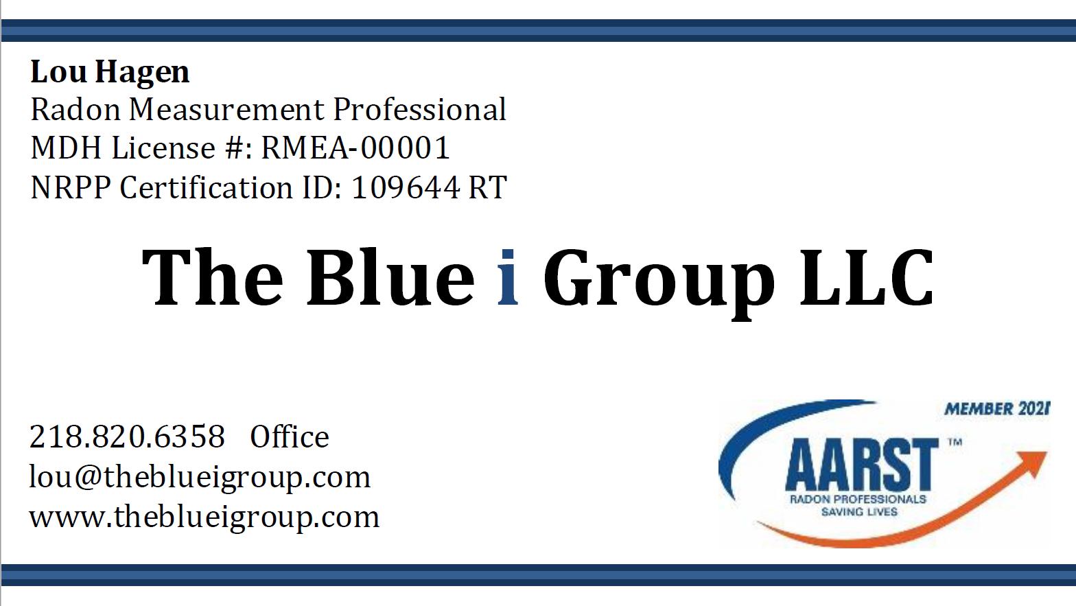 Blue i Group